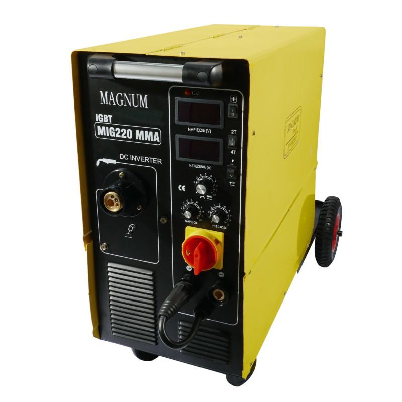 MIG 220 MMA IGBT